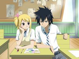 Fairy Tail Couples Fairy Tail Peoples